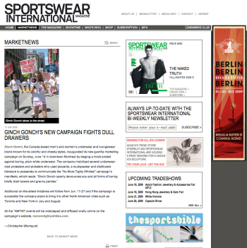 Sportswear International