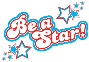 Be a Star Ginch Gonch logo