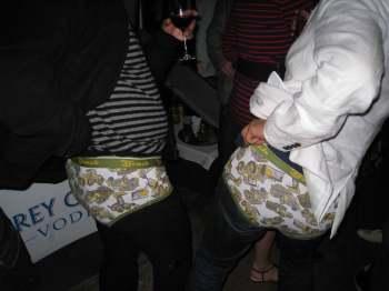 SANTOS Ginch Gonch underwear party